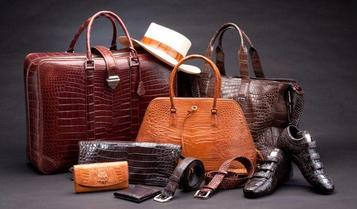 (2) CONSUMER goods leather