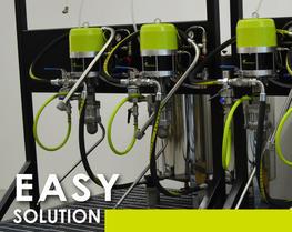 Easy liquid pumping solution