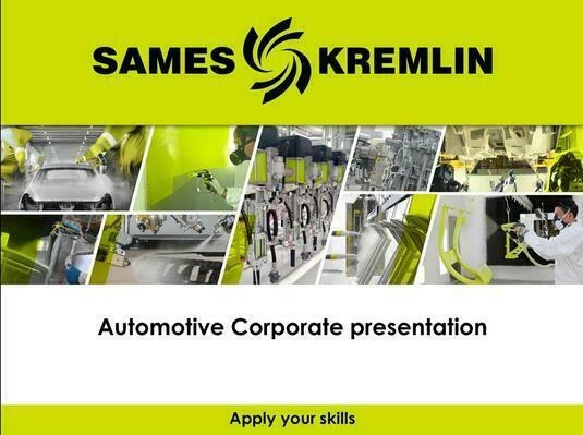 Automotive corporate presentation