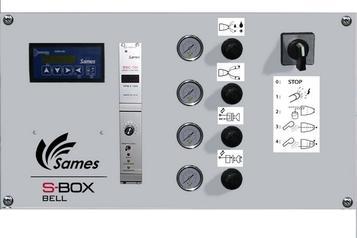 (6) Armoire de contrôle S-Box (Bell)
