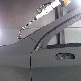 Applicazioni fonoassorbenti (LASD) in linee di verniciatura