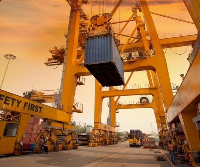 Equipements portuaires