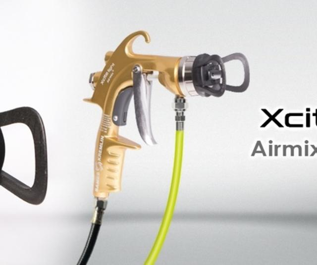Xcite Airmix® spray gun