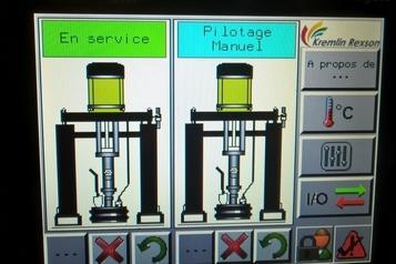 (2) Rexflow controller