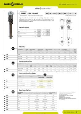 SH910 Datasheet