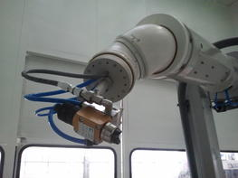 Solution Easy Paint Robot, version Topaze