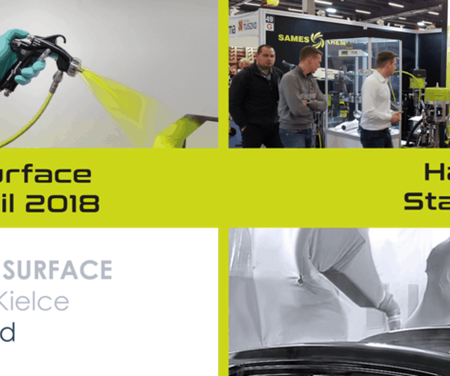 SAMES KREMLIN @ Expo-Surface 2018