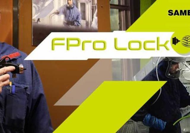 FPro Lock airspray gun