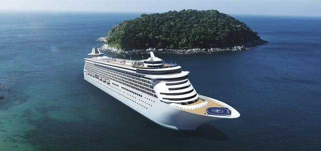 Cruise Ship Market