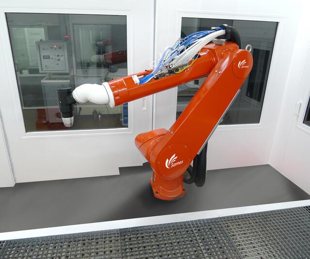 EasyPaintRobot solutions