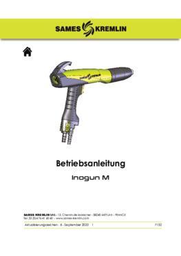 Inogun M|Betriebsanleitung